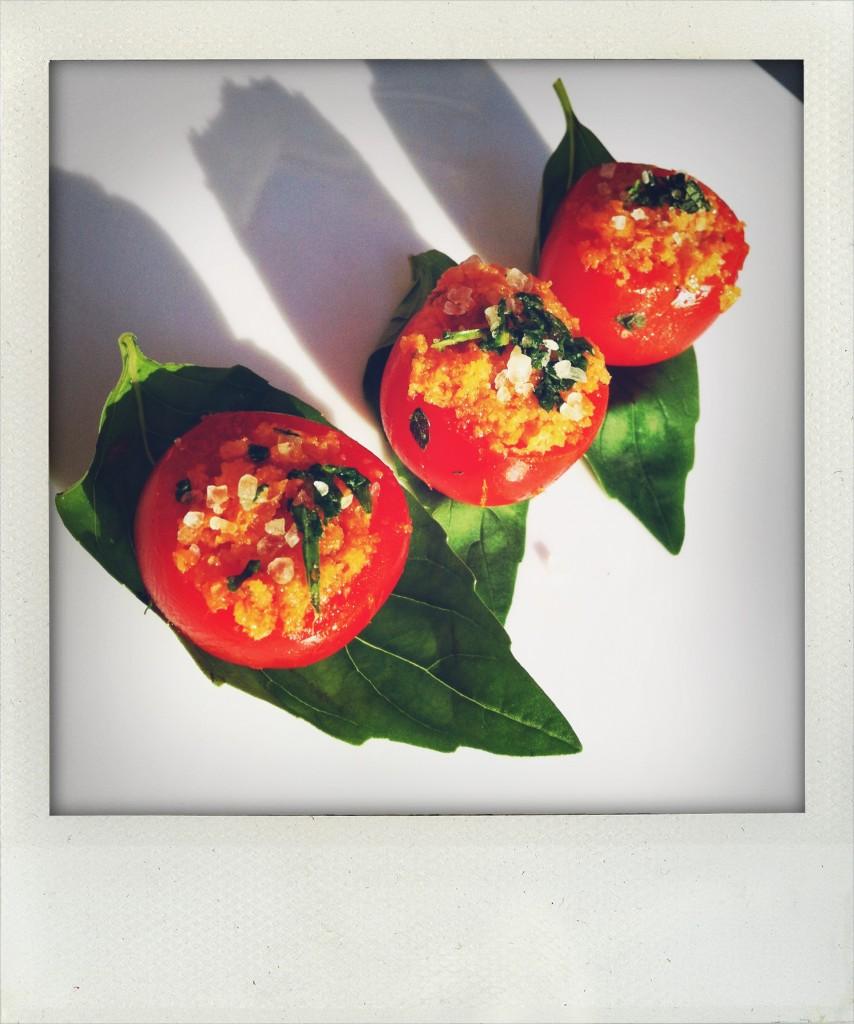 Pomodorini Tronfi: quando un pomodoro è pieno di sè