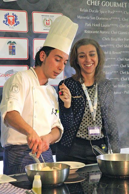 Manuel Astuto e Anna Maria Simonini