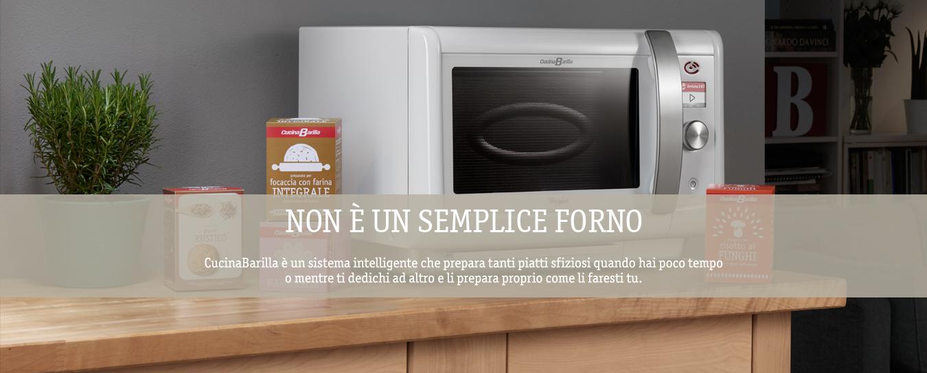 Cucina Barilla, un forno che cucina | Il Blog di Ci_Polla